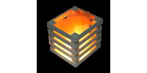 Natural Ionizer Burner (White)